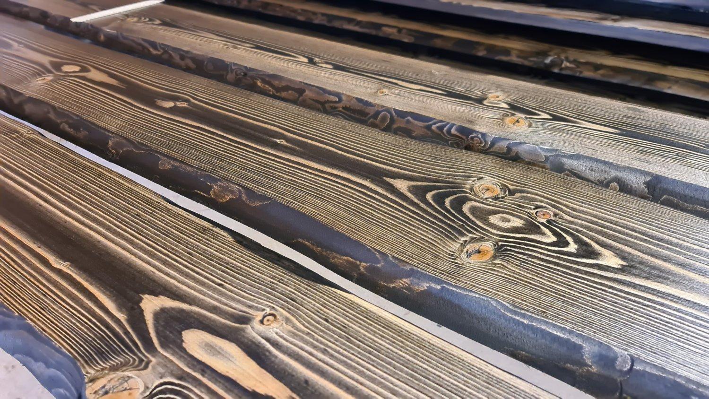 Natieranie drevených obkladov